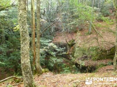 Cañones y nacimento del Ebro - Monte Hijedo;excursiones cerca madrid;singles madrid grupos